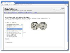 Coinflation... make money from old nickles? Yes please!