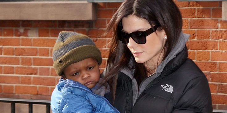 Sandra Bullock just adopted a second child! (P.S. Louis now has a little sister!)
