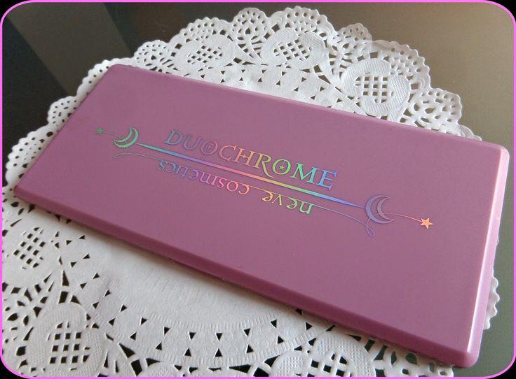 lastanzasegreta: [postazione makeup] Duochrome Neve Cosmetics { swa...