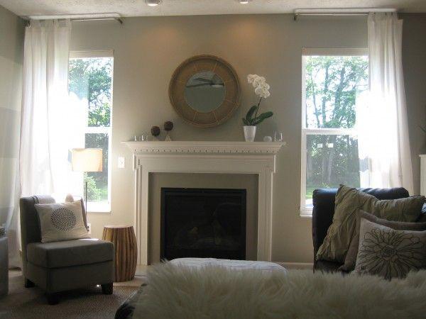 48 best images about warm grey paint on pinterest paint Light airy paint colors