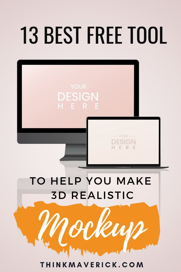 13 Best Free Online Tools To Create 3d Mockups In Seconds No Photoshop Needed Thinkmaverick My Personal Journey Through Entrepreneurship Create Business Cards Ecommerce Startup Instagram Marketing Tips