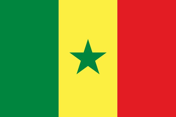 Ficheiro:Flag of Senegal.svg