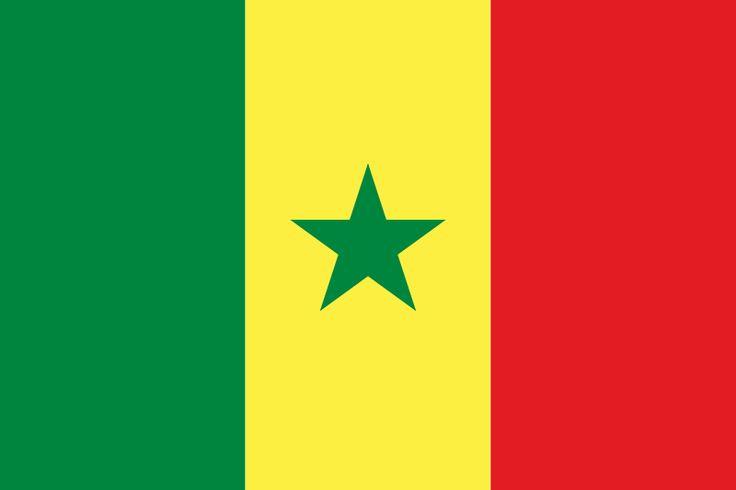 Fichier:Flag of Senegal.svg