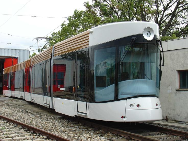 The New Old Art Deco Train
