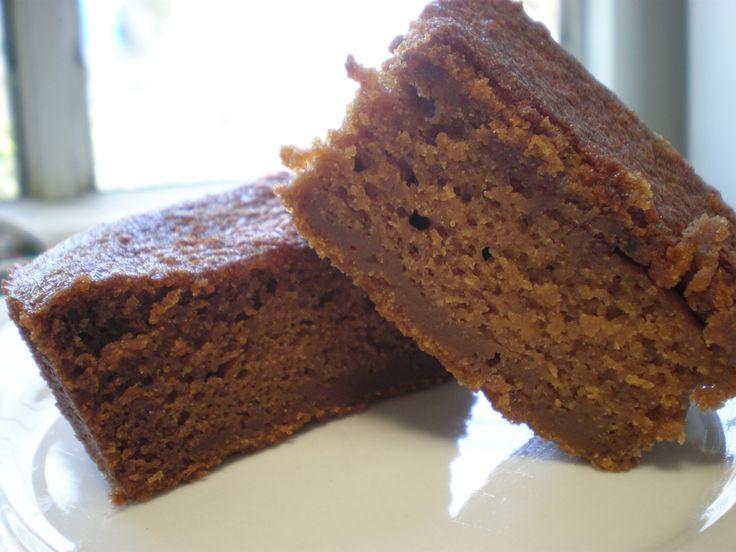 Nigella Lawson's Black Beer Gingerbread.