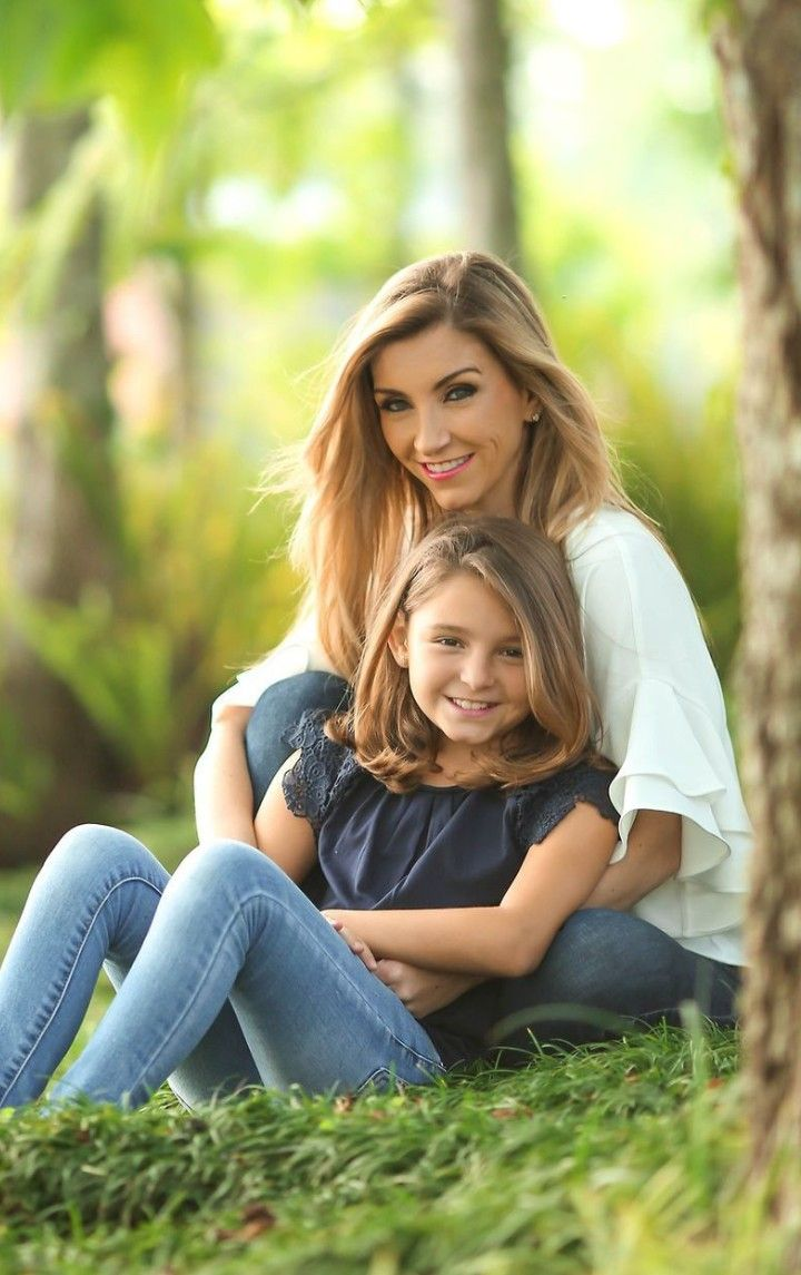 Pin on Mom & Daughter Photo Ideas