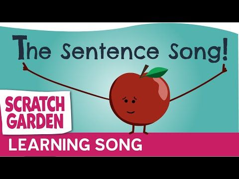 Suitable for foundation to year 2. The Sentence Song, explains what a sentence is made up of with animated content.
