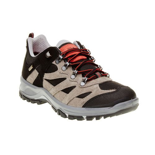 Kožené Outdoor boty weinbrenner, černá, 843-6542 - 13