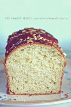 Pan brioche senza impasto. Non solo è possibile ma anche meraviglioso! - Fragola E Limone