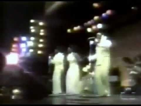 Hues Corporation sings 'Rock the Boat', around 1975