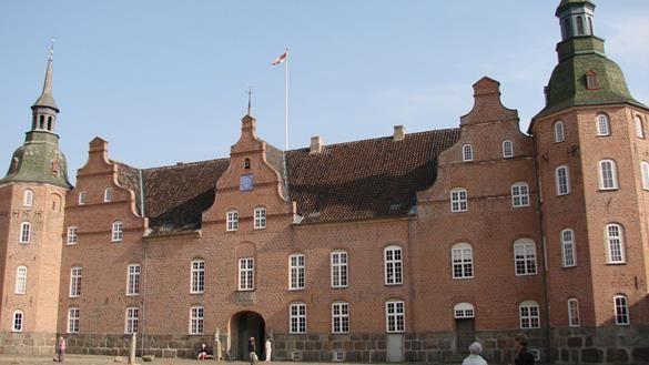 Holsteinborg Castl