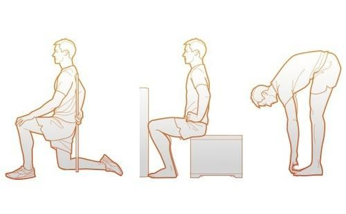 Three ways to test your inflexibilities