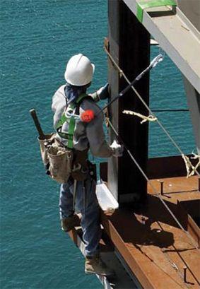 La Protección en Altura y sus 6 principales errores recurrentes. #SeguridadIndustrial