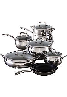 Biltmore® For Your Home Belly Shaped Stainless 13-Piece Cookware Set