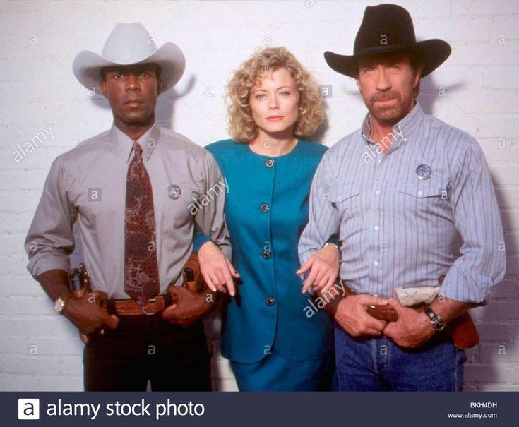 Walker, Texas Ranger (tv) Clarence Gilyard, Sheree Wilson, Chuck ...