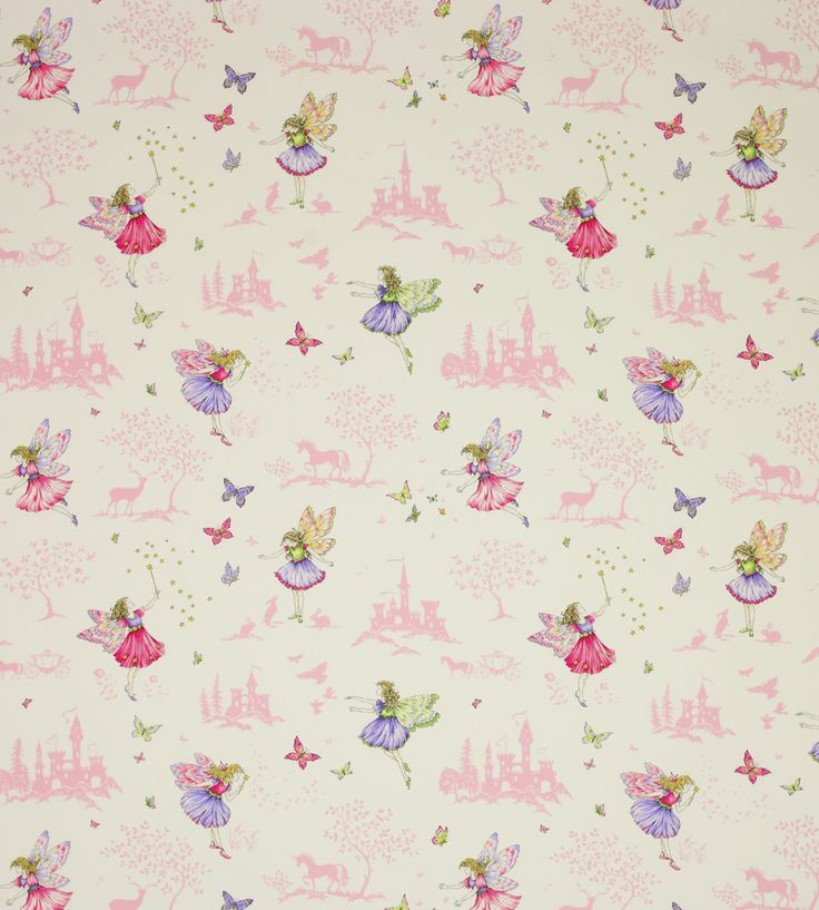 How To Style | Girls Rooms | Fairyland Fabric by Jane Churchill | Jane Clayton