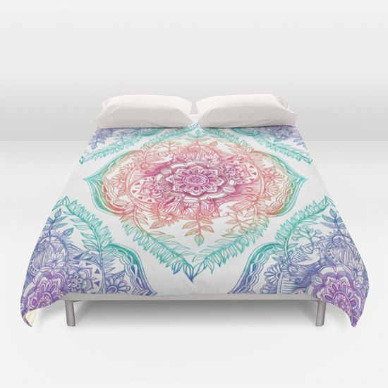 indian style duvet cover queen and king duvet cover bedroom bedding bohemian duvet cover