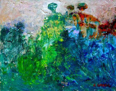 Artes visuales: Hechicero del color