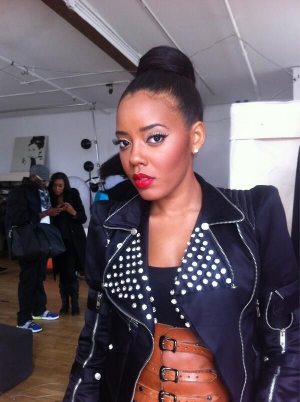 32 best celebrity angela simmons images on pinterest black angela simmons pmusecretfo Image collections