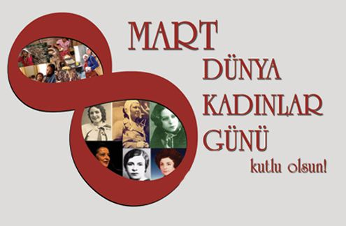 Genç Show Organizasyon Ailesi Olarak Tüm Kadınlarımızın Dünya Kadınlar Gününü Kutlarız.  http://www.gencshow.com