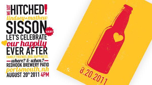 Reception Invitation Wording After Destination Wedding: 9 Best Post-Reception Invitations Images On Pinterest