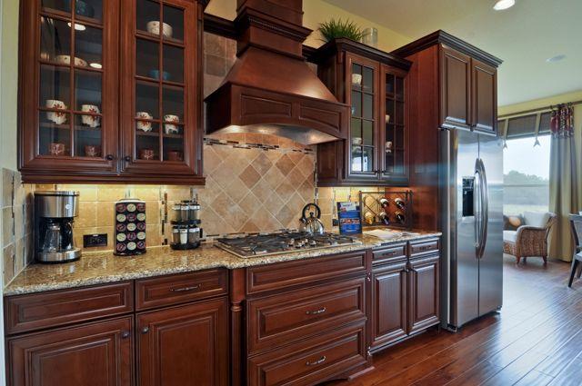 David Weekley Homes Floor Plans Texas: Fredericksburg Floor Plan