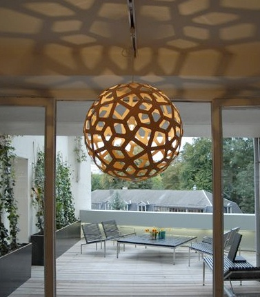 Beautiful My Design Within Reach (Contract) Rep Showed Me These Yesterday: David  Trubridge Lighting  Coral Fixture  LOVE The Shadow Effect. Images
