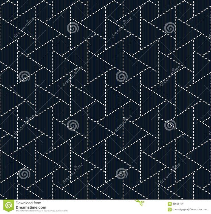 Traditionelle Japanische Stickerei Sashiko Nahtloses Muster - Download von über 49 Million Vorrat-Fotos der hohen Qualität, Bilder, Vectors. Melden Sie sich FREI heute an. Bild: 58655164