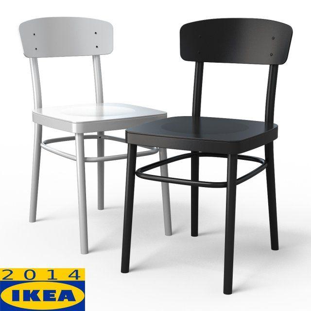 IDOLF Dining chair