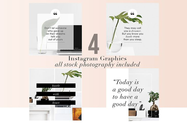#GirlBoss Social Media Bundle by Savvy Collective Creative on @creativemarket