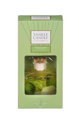 Reeds Signature-Vanilla Lime NEW Len och uppfriskande...den krämiga fylligheten av vanilj med sött rörsocker och limeskal som krydda  Koncentrerad doftolja sugs upp i trästickor och sprider doften i rummet