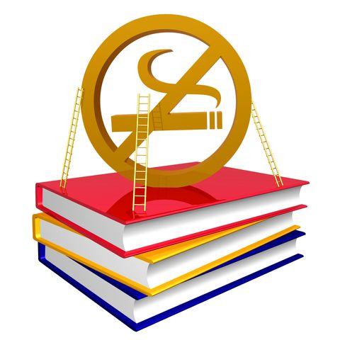 A #Milano come in molte altre città è vietato #fumare vicino alle #scuole
