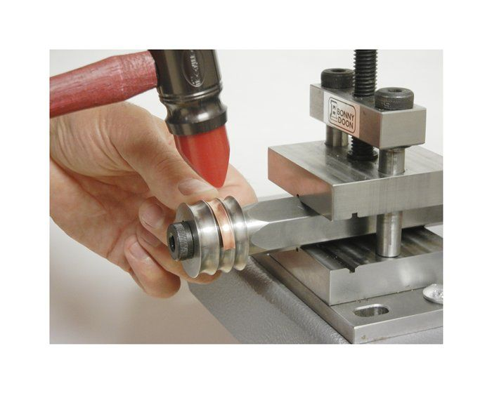 31 best on the bench images on pinterest tools for Metal stamping press for jewelry