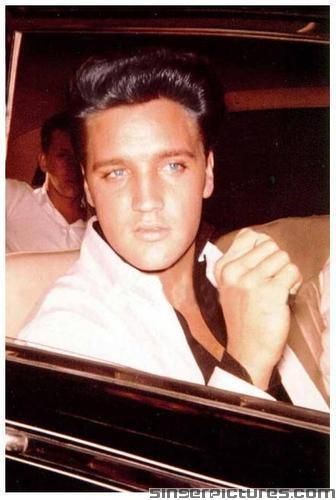 Elvis Presley~~ The King.....He was absolutely delicious!  Enough said.