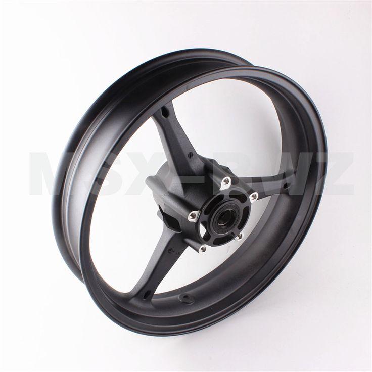 Motorcycle 1 PCS Front  Wheel Rim  For Suzuki GSXR600 GSXR750 2006-2007 GSXR1000 2005-2008 BLACK K5 K6 K7 New High Quality