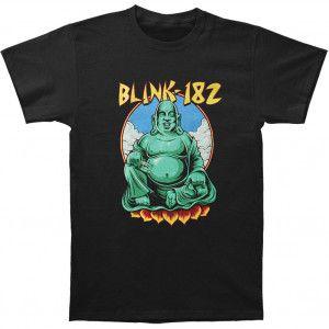 Blink 182 Buddha T-shirt
