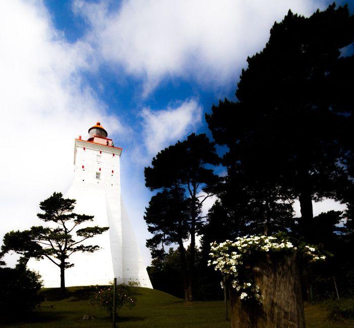 Kõpu lighthouse in Hiiumaa, Estonia