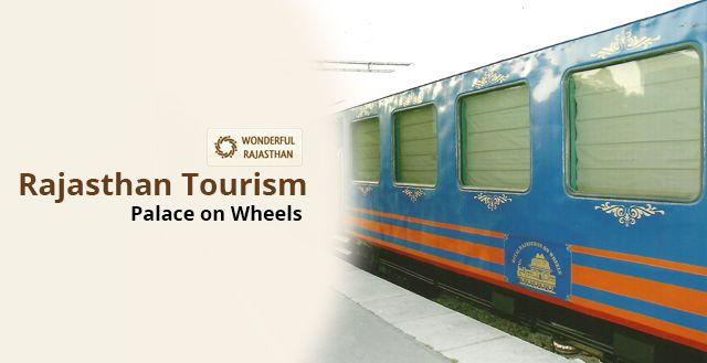 Rajasthan Tourism through Heritage Train Ride!   #WonderfulRajasthan #RajasthanTourism