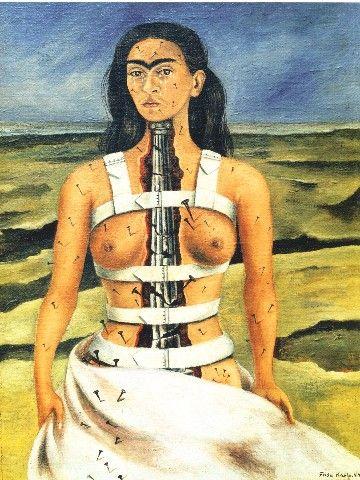 Frida Kahlo: pinturas, obras, vida, cuadros, óleos | Fotos, Noticias, Curiosidades, Arte, Tecnología, Humor, Imágenes, Fotografía, Rarezas