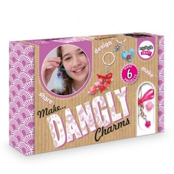 myStyle Dangly Charms DIY Jewellery Kit