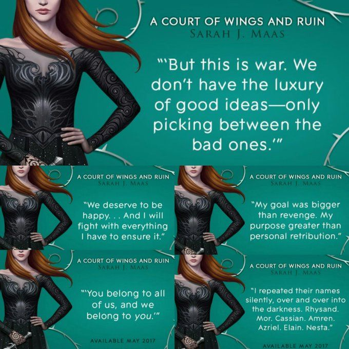 OMFG! i dont think the reality that acowar is about to be published and released the millions of blood thirsty fans until i read the last box.....meaning i jumped up and started scream like the fan girl i am.