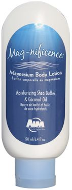 Nearly 80% of the American population isn't getting adequate daily magnesium through their diets. Luckily, we have an intelligent solution. Mag-nificence, topically applied magnesium in both spray and lotion is the smart way to get magnesium to where your need it most. Whether you want to relax or relieve aches and muscle tension, Mag-nificence is there for you.