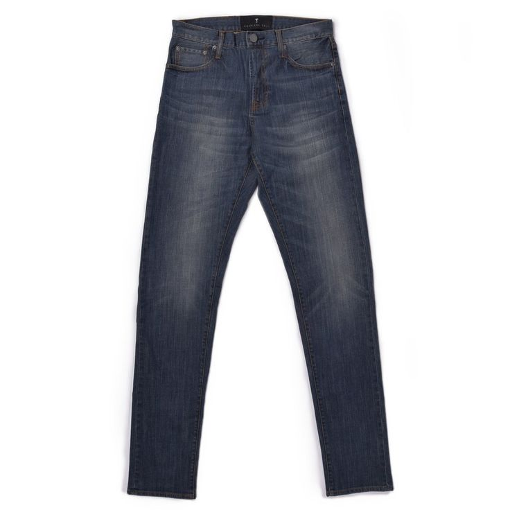 Men's Tall Mid-Fade Skinny Jeans | American Tall