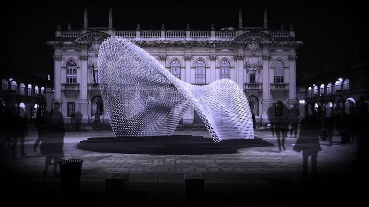 RT @Mega3Dshop: #TrabeculaePavilion a wonderful Italian project done in #3dprinting. The pavilion was conceived by #ACTLAB with @polimi, @FILO_ALFA, @3Dwasp