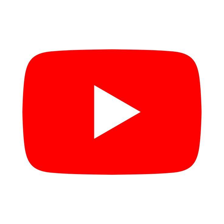 Icone Youtube Hd Vector Illustrator Ai Logo Aplikasi Karya Seni Garis Desain Logo