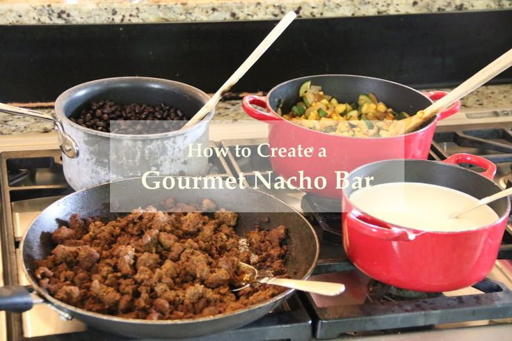 The best meals to feed a crowd are ones where the eater is involved as much as the cook. Here's all you need to know to set up a taco bar at home.