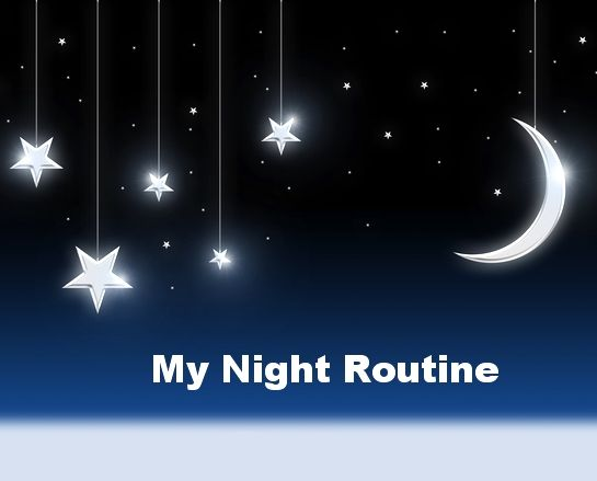 A night time routine is important in life as it creates a relaxed  foundation for sleep and as we all know, getting a good night sleep is  vital to a healthy lifestyle. But are there specific things that you can do  to incorporate into your night time prep that will ensure this result? I  know t