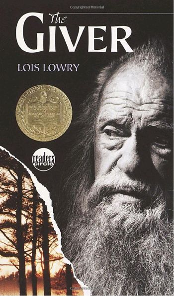 2) The Giver by Lois Lowry.  One of my favorite novels that led to my interest in dystopian societies.