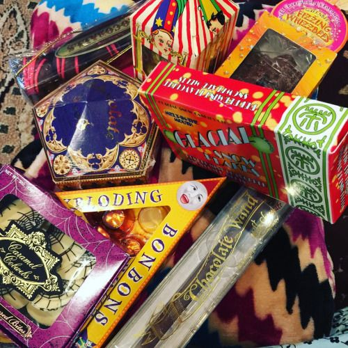 Harry Potter candy                                                                                                                                                                                 More