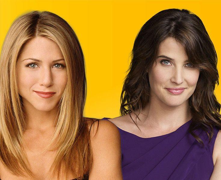 Are You More Rachel Green Or Robin Scherbatsky?